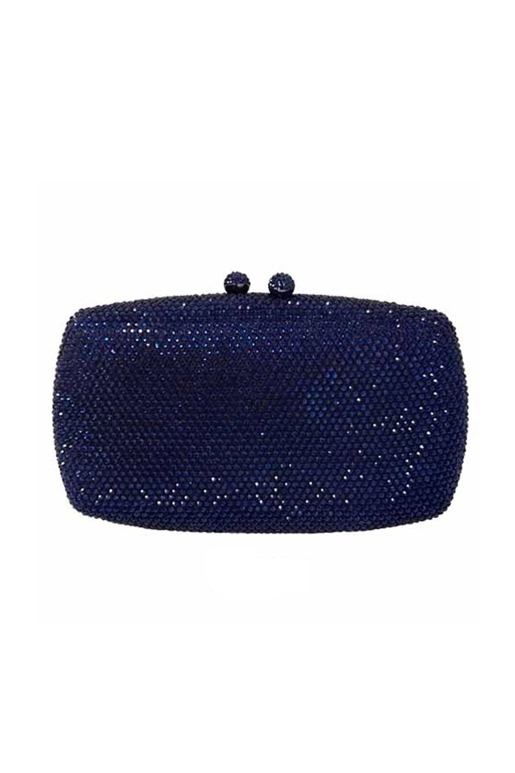 JNB Magnetic Crystal Clutch - Front Cropped Image