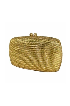 Shoptiques Product: Magnetic Crystal Clutch