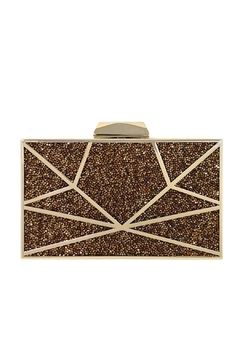 JNB Mosaic Crystal Clutch - Product List Image