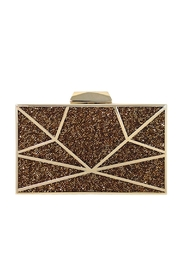 JNB Mosaic Crystal Clutch - Product Mini Image
