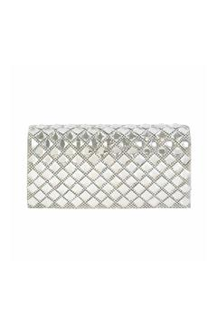 Shoptiques Product: Diamond Mirrored Clutch