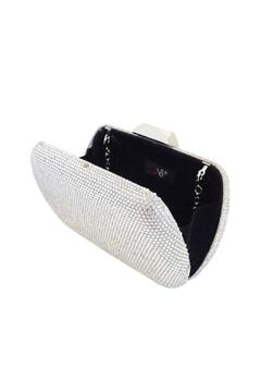 JNF Hard Crystal Clutch - Product List Image