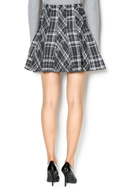 Shoptiques Product: Knit Skirt - Back cropped