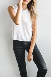 Joah Brown Classic Tank Top - Front cropped