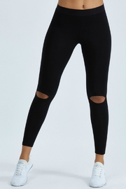 Joah Brown Cut Loose Legging - Product Mini Image