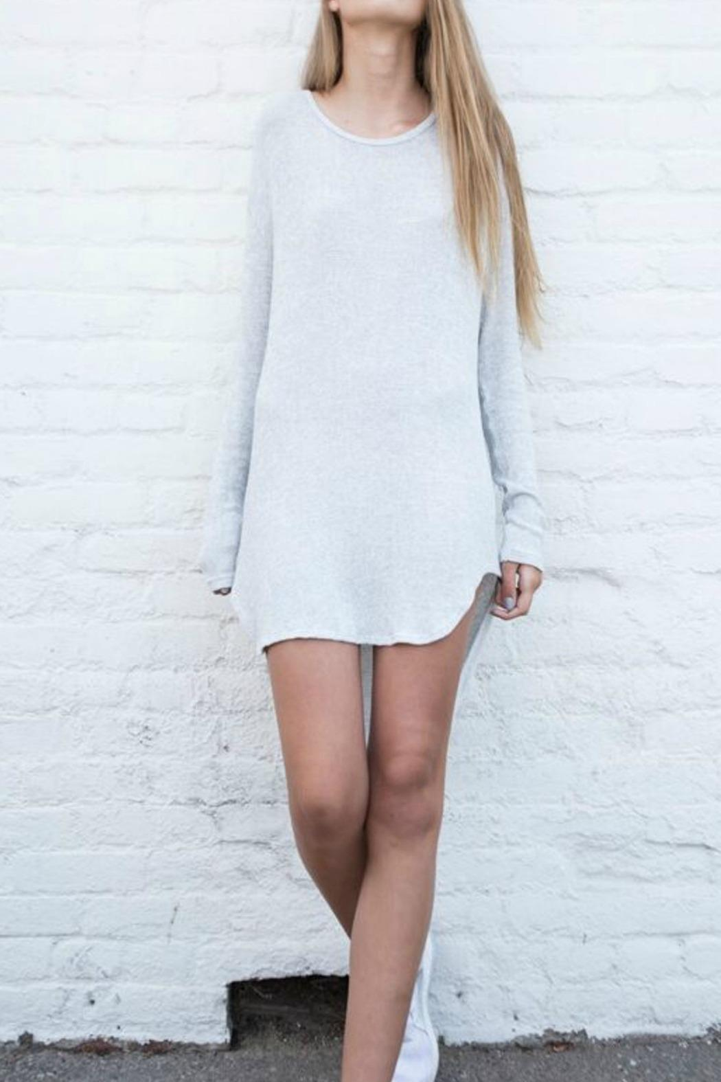 Joah Brown Knightingale Tunic Dress - Front Cropped Image