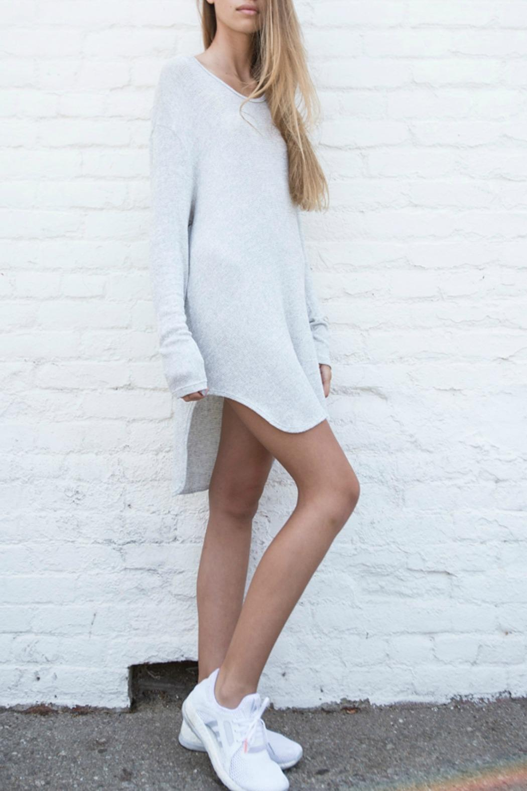 Joah Brown Knightingale Tunic Dress - Front Full Image