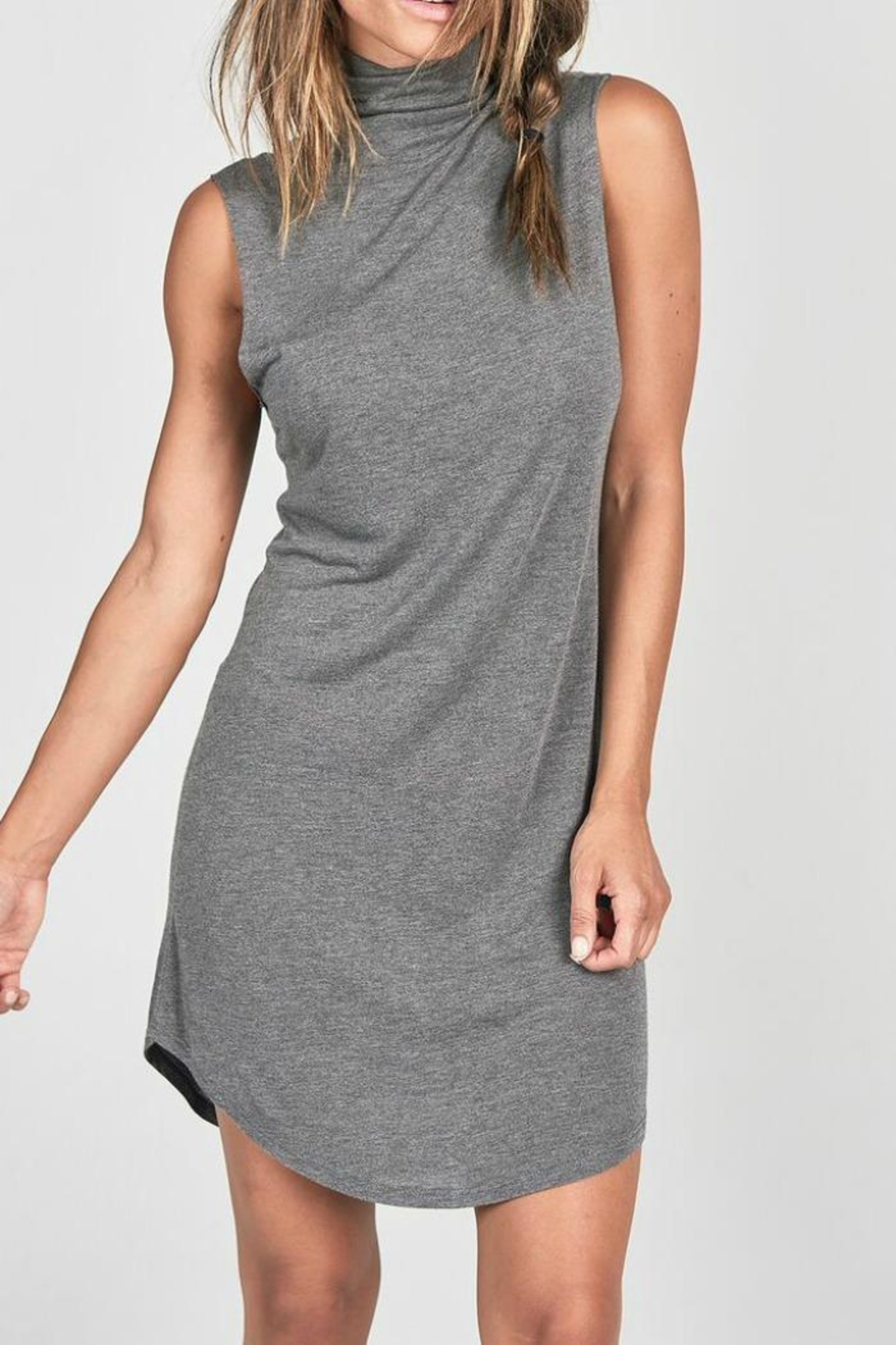 Joah Brown Lenox Tank Dress - Front Cropped Image