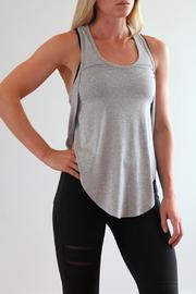 Joah Brown Live-In Slouchy Tank - Product Mini Image