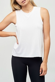 Joah Brown Minimal Muscle Tank Top - Front cropped