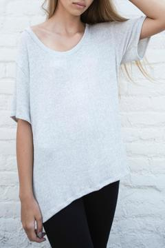 Shoptiques Product: Scoop Knit Tee