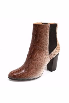 Joaquim Ferrer Croc-Design Ankle Bootie - Alternate List Image