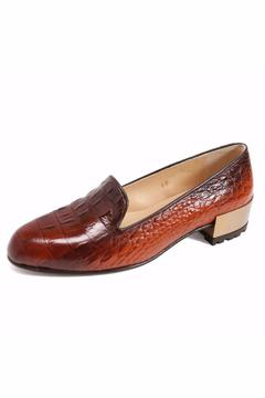 Joaquim Ferrer Croc-Design Loafer - Alternate List Image