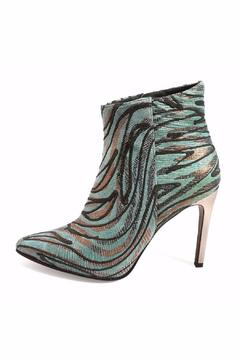 Joaquim Ferrer Crystal-Encrusted Ankle Booties - Product List Image