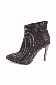 Joaquim Ferrer Crystal-Encrusted Black Booties - Product List Image