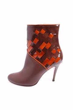 Joaquim Ferrer Two-Tone Ankle Bootie - Product List Image