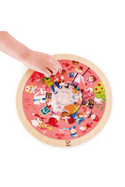 Hape  Jobs Roundabout Puzzle - Front full body
