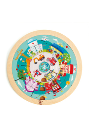Hape  Jobs Roundabout Puzzle - Product Mini Image