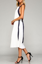Racine Jocelyn Pleat Dress - Product Mini Image