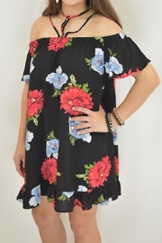 Jodifl Angela Floral Dress - Product Mini Image