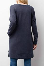 Jodifl Charcoal Sweater - Other
