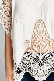 Jodifl Embroidered Crochet Blouse - Other
