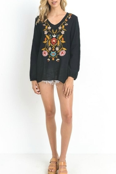 Shoptiques Product: Embroidered Top
