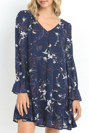 Jodifl Flora Dress - Front cropped