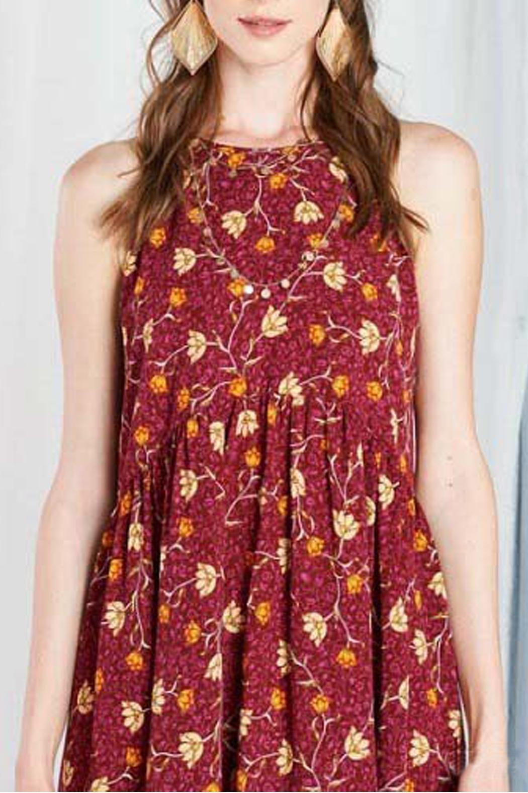 Jodifl Floral Babydoll Dress From Texas By Jchronicles