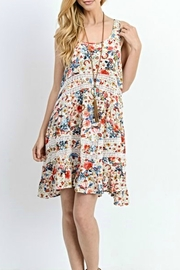 Jodifl Floral Prarie Dress - Product Mini Image