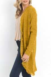 Jodifl Knit Long Cardigan - Front full body