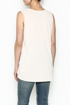 Jodifl Knotted Relaxed Tee - Alternate List Image