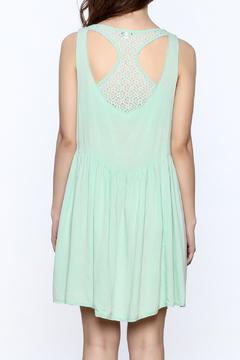 Jodifl Mint Lace Dress - Alternate List Image