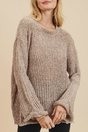 Jodifl Leia Chenille Sweater - Product Mini Image