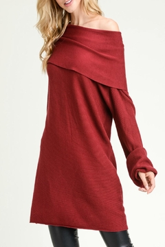 Jodifl Oversized Ribbed Sweater - Product List Image