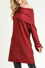 Jodifl Oversized Ribbed Sweater - Product Mini Image