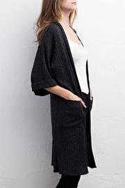 Jodifl Ribbed Cardigan - Side cropped