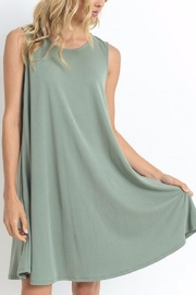 Jodifl Sage Dress - Product Mini Image