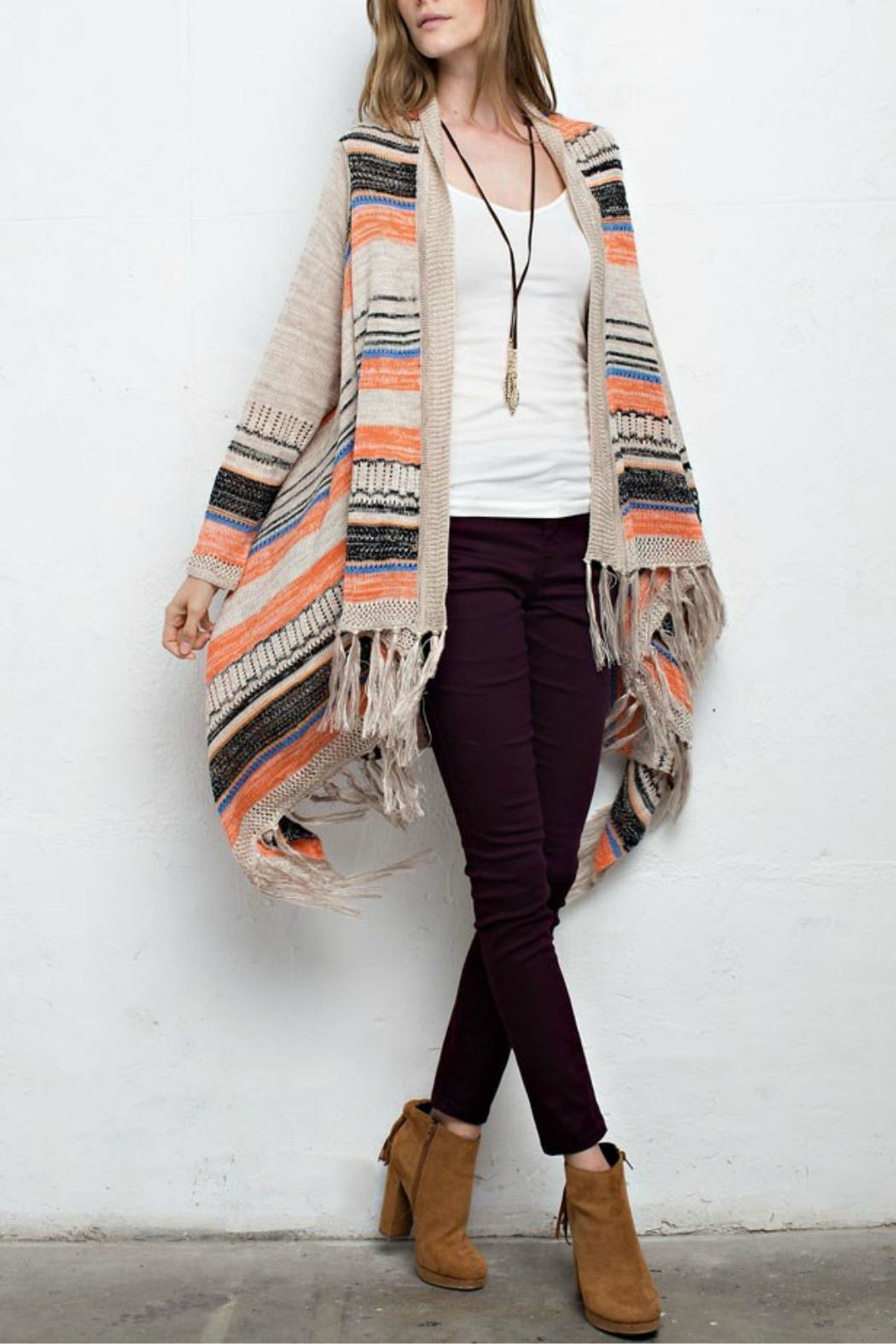 Jodifl Striped Cardigan Sweater from Denver by Jolly Goods ...