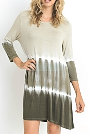 Jodifl Tiedye Tunic Dress - Product Mini Image