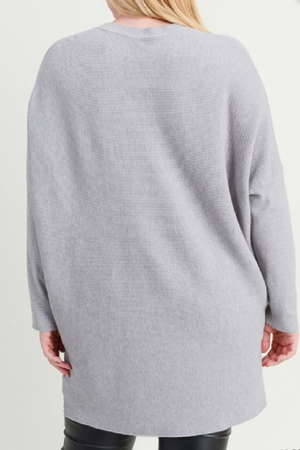 JODIFIL Veronica Sweater Curvy - Front Full Image