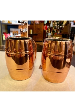 Shoptiques Product: Beer Barrel Moscow Mule Glasses
