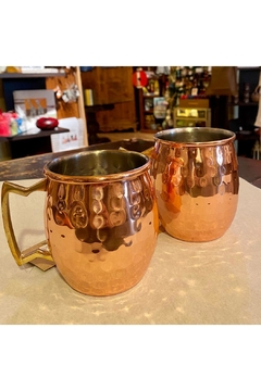 Shoptiques Product: Hammered Mug
