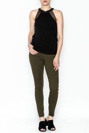 Joe's Jeans High Rise Skinny Jeans - Side cropped
