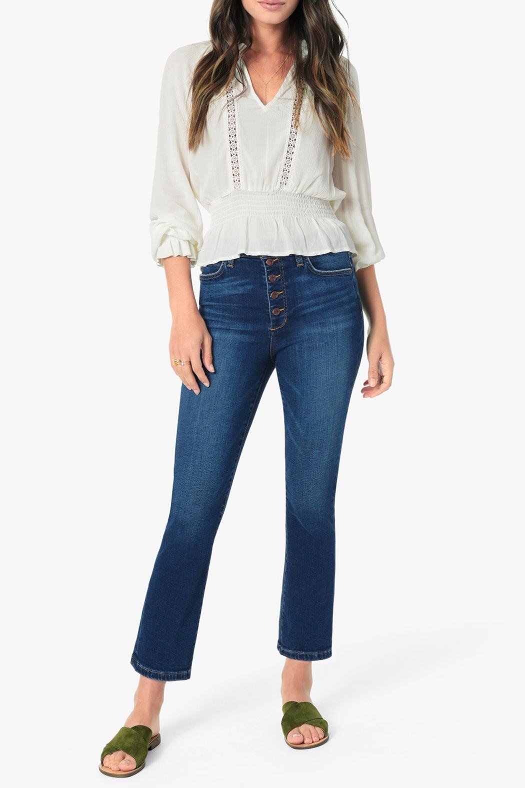 Joe's Jeans Callie Bootcut Crop - Front Cropped Image