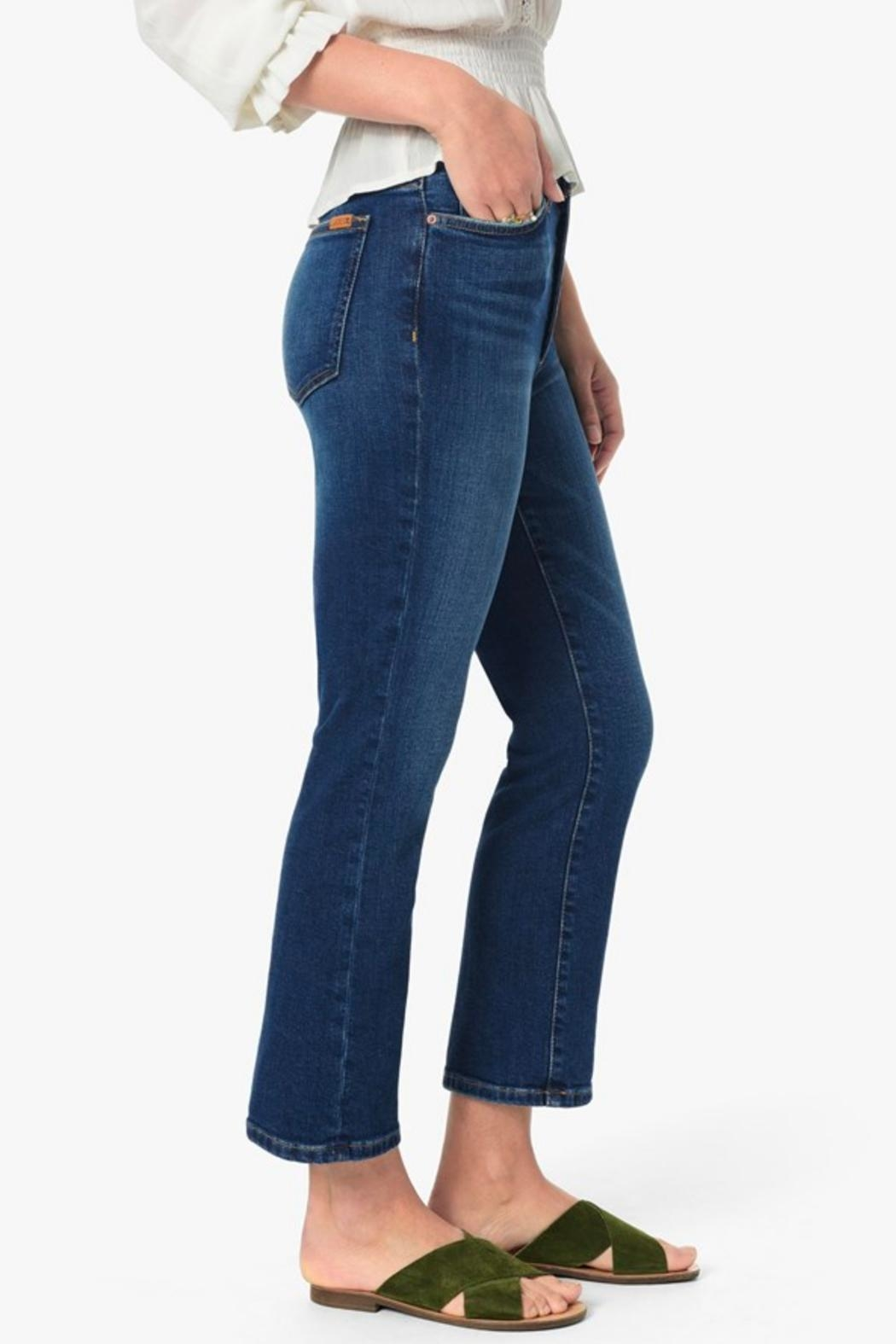 Joe's Jeans Callie Bootcut Crop - Front Full Image