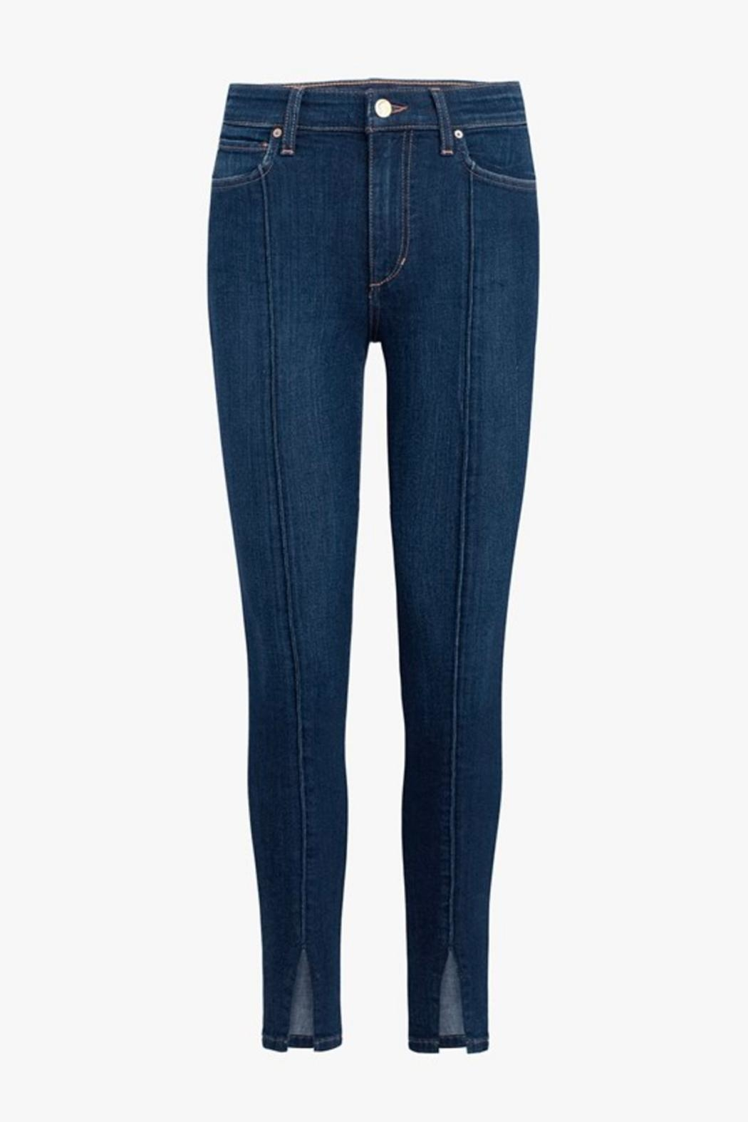 Joe's Jeans Charlie High-Rise Skinny - Back Cropped Image