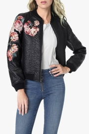 Joe's Jeans Embroidered Bomber Jacket - Front cropped