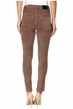 Shoptiques Product: Faux Suede Icon Skinny