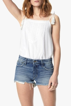 Shoptiques Product: High-Low Cut Off Shorts